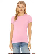Bella + Canvas Ladies' Relaxed Jersey Short-Sleeve T-Shirt