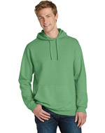 Port & Company® Beach Wash™ Garment-Dyed Pullover Hooded Sweatsh