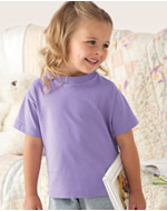 RS3301 Rabbit Skins Toddler 5.5 oz. Jersey Short-Sleeve T-Shirt